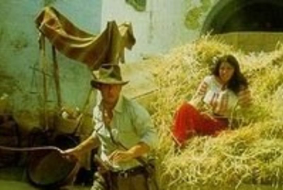 10 Awesome Indiana Jones Facts | Mental Floss