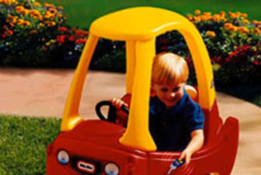 Behind The Wheel Of The Cozy Coupe Mental Floss