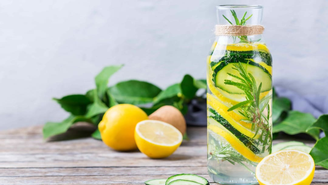 Need a quick THC detox? Are you drinking the right thing?