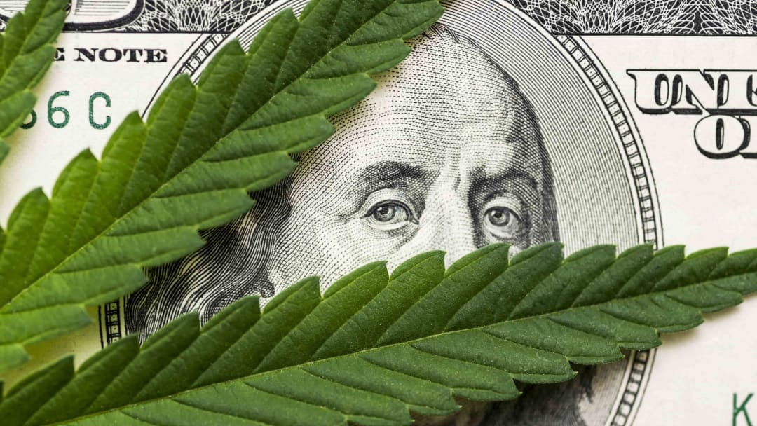 The banking challenge in cannabis creates a dangerous situation with so much cash floating around.