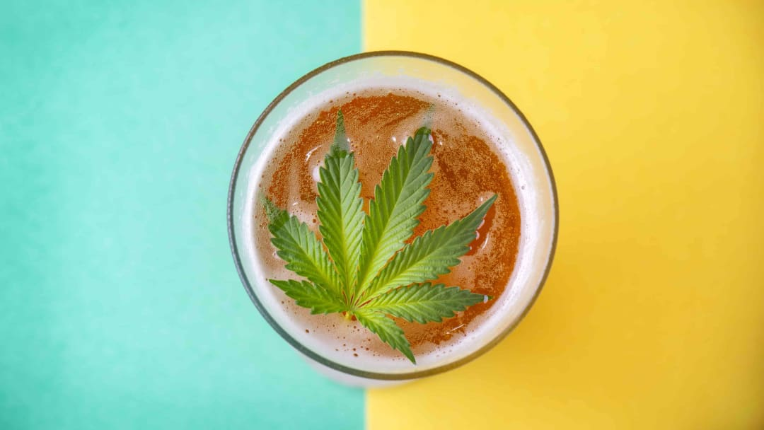 Cannabis-infused beer has actually been around for centuries.