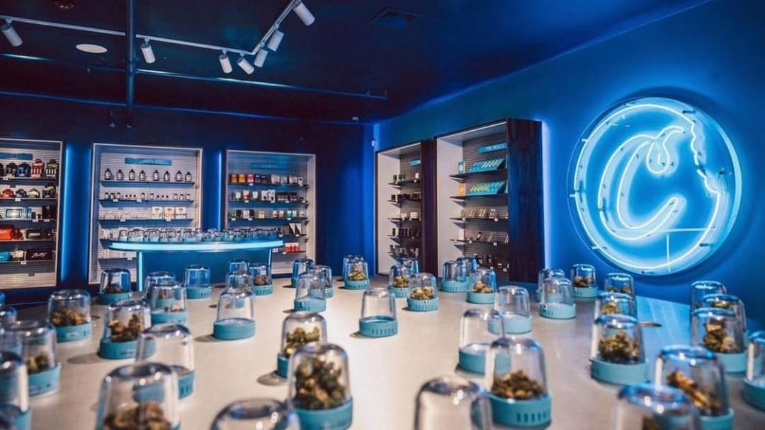 Does your dispensary interior evoke a special experience for customers?