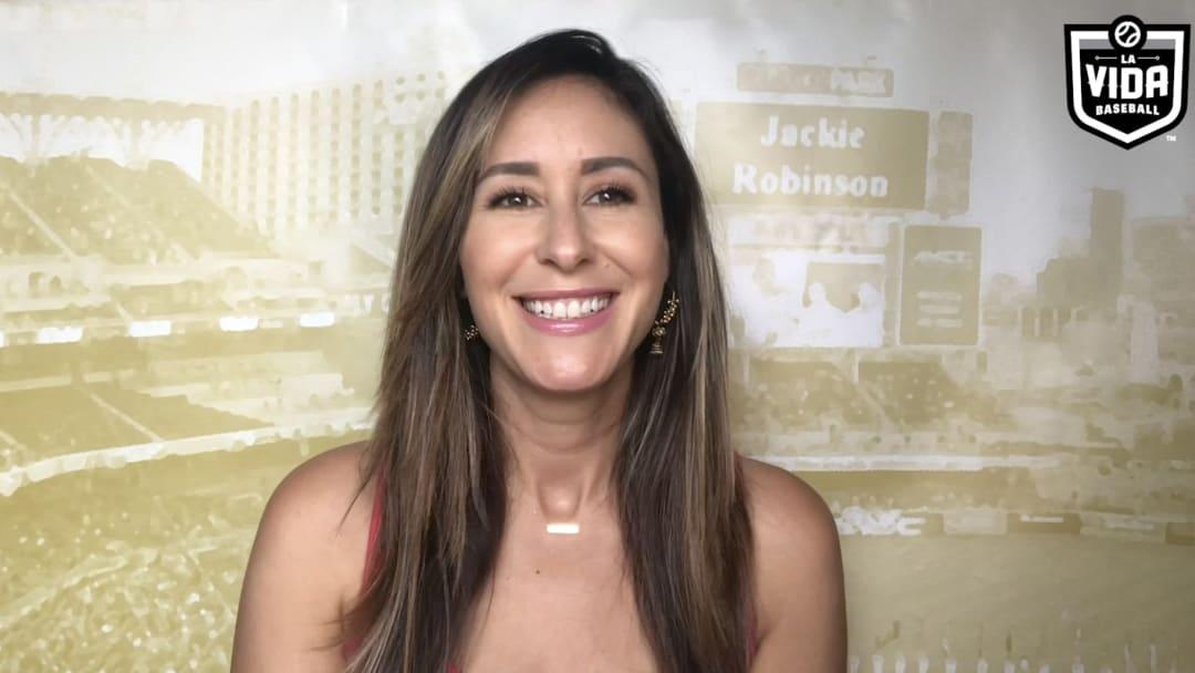 Julie Alexandria talking this week in MLB | El Bullpen