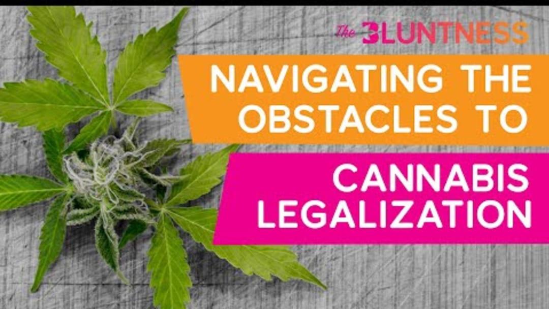 Navigating the Obstacles to Cannabis Legalization | The Edge ft Sen. Liz Krueger