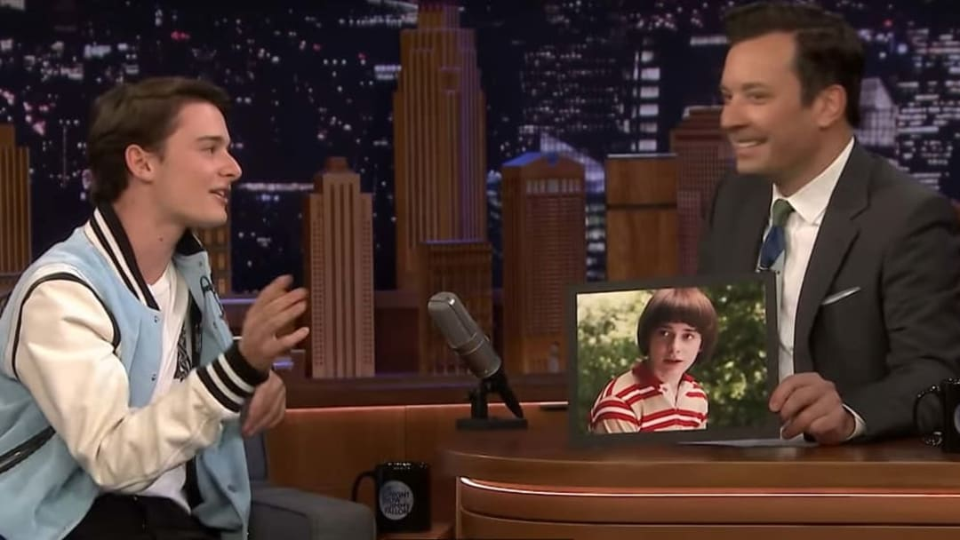 'Stranger Things' star Noah Schnapp talks Will Byers' bad haircut