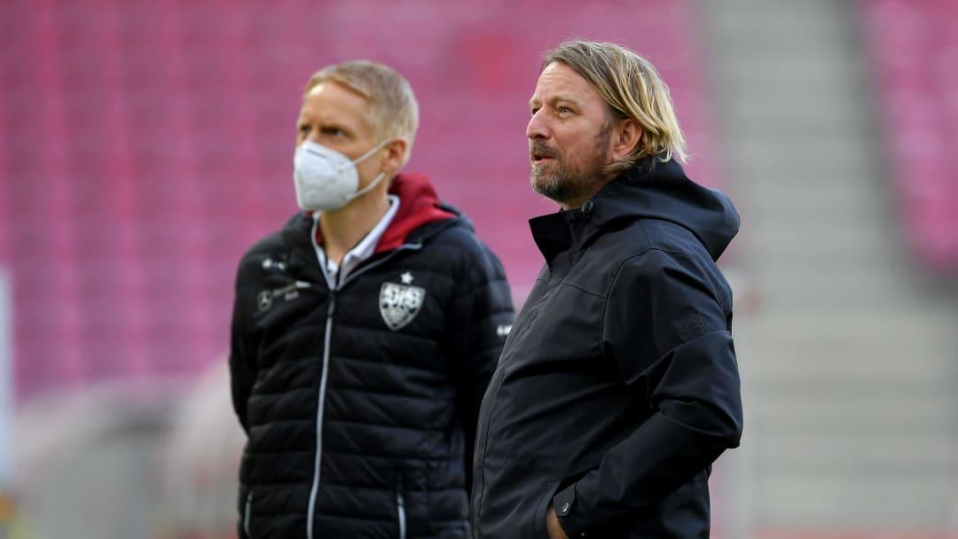 Sven Mislintat könnte Stuttgart 2022 verlassen