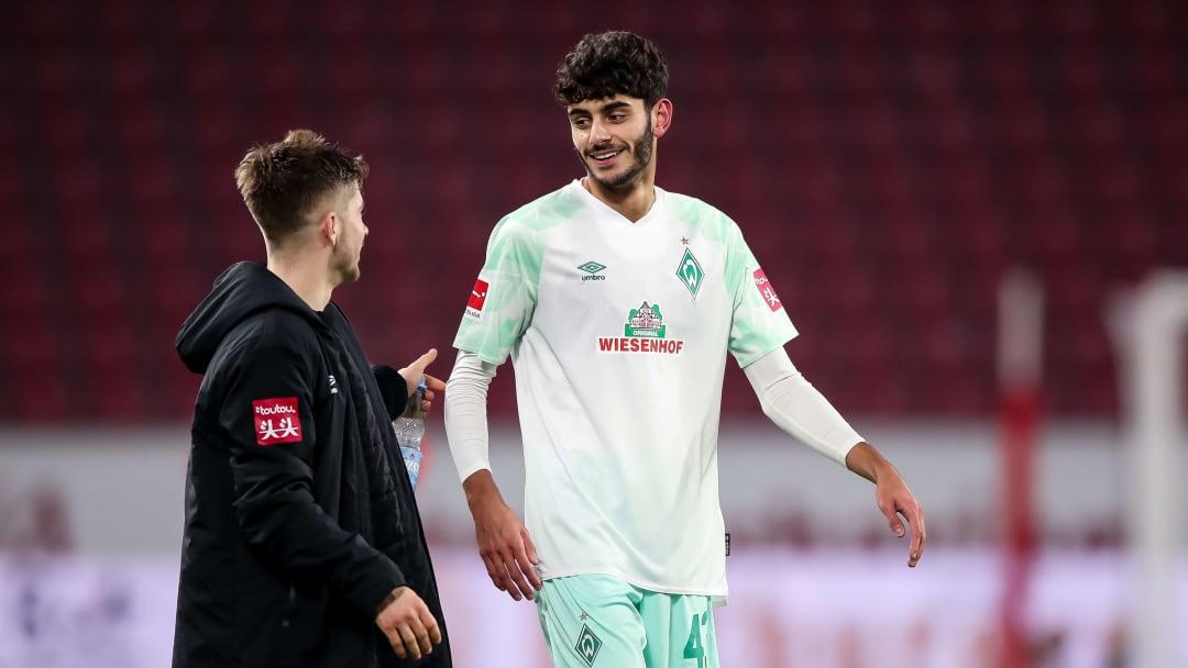 Werder-Youngster Eren Dinkci (19) wird offenbar von vier Klubs umworben