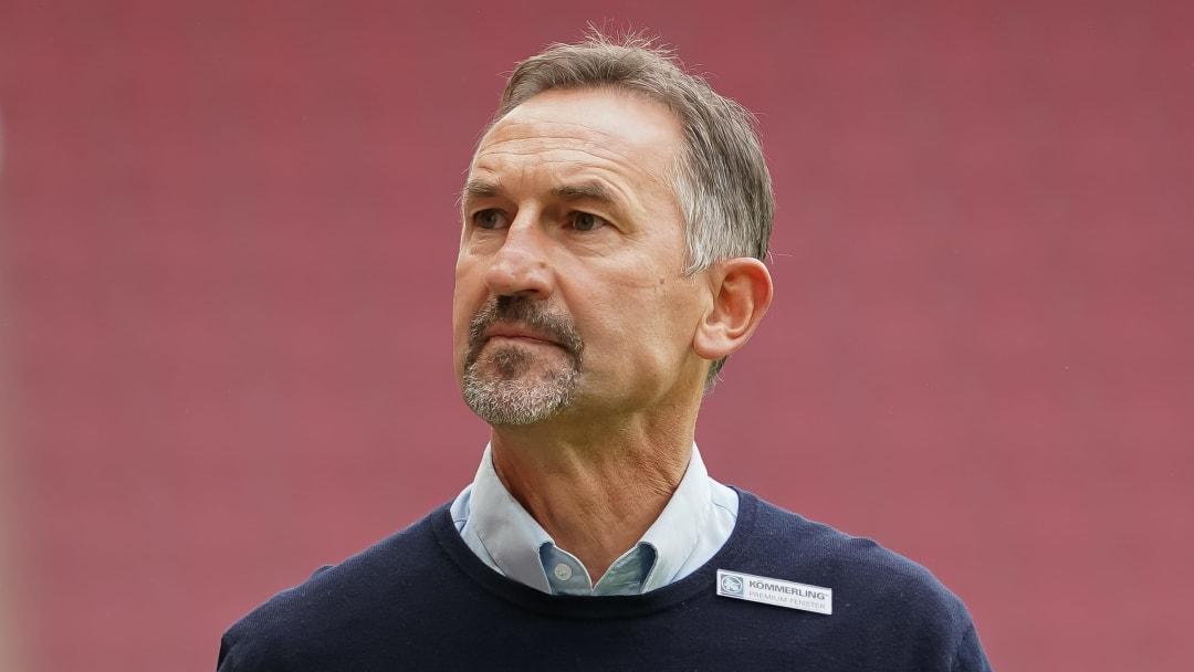 Achim Beierlorzer kehrt zu RB zurück