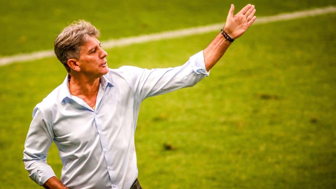 2020 Brasileirao Series A:  Gremio v Atletico MG Play Behind Closed Doors Amidst the Coronavirus