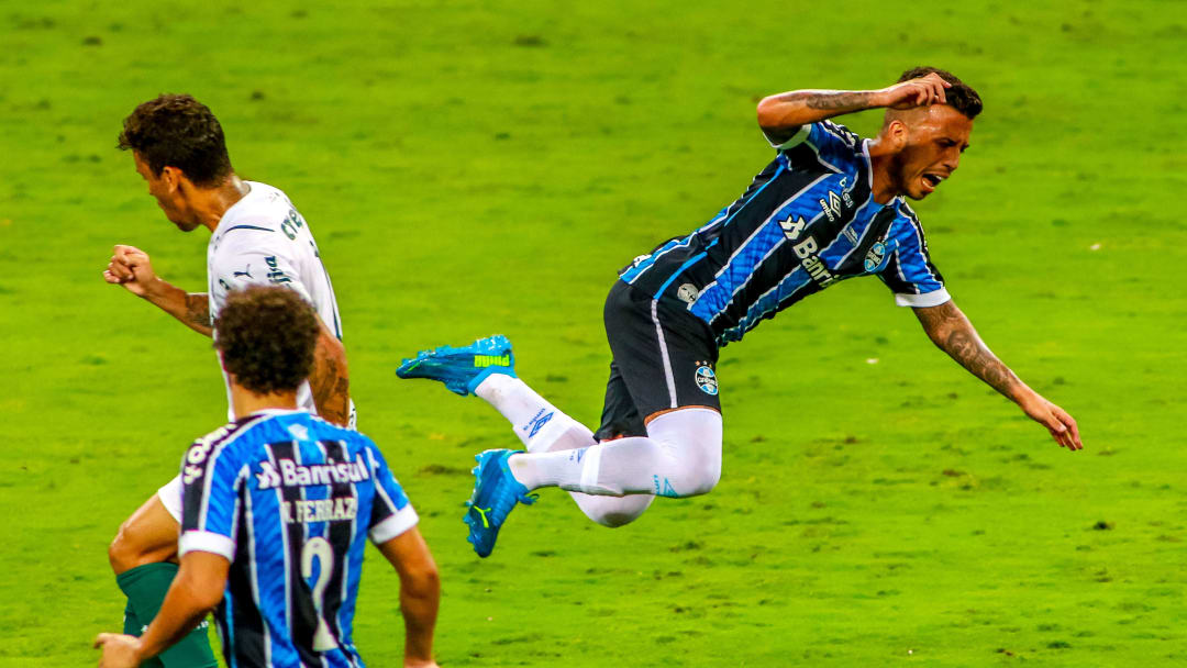 2020 Copa do Brasil Final: Gremio v Palmeiras Play Behind Closed Doors Amidst the Coronavirus (COVID