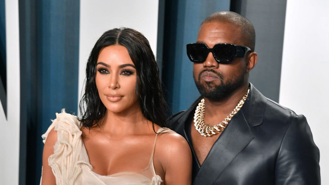Kim Kardashian and Kanye West reportedly threaten to sue the rapper's former bodyguard after he trash talked them.