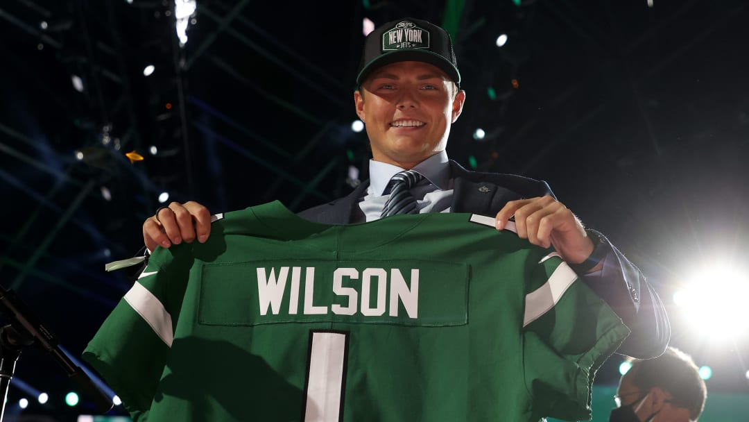 Zach Wilson, NY Jets