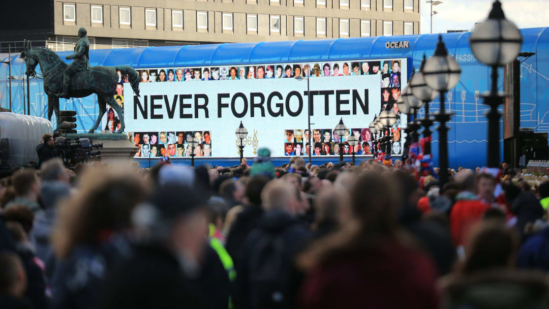 The world pays tribute to those affected by the Hillsborough disaster on its 32nd anniversary.