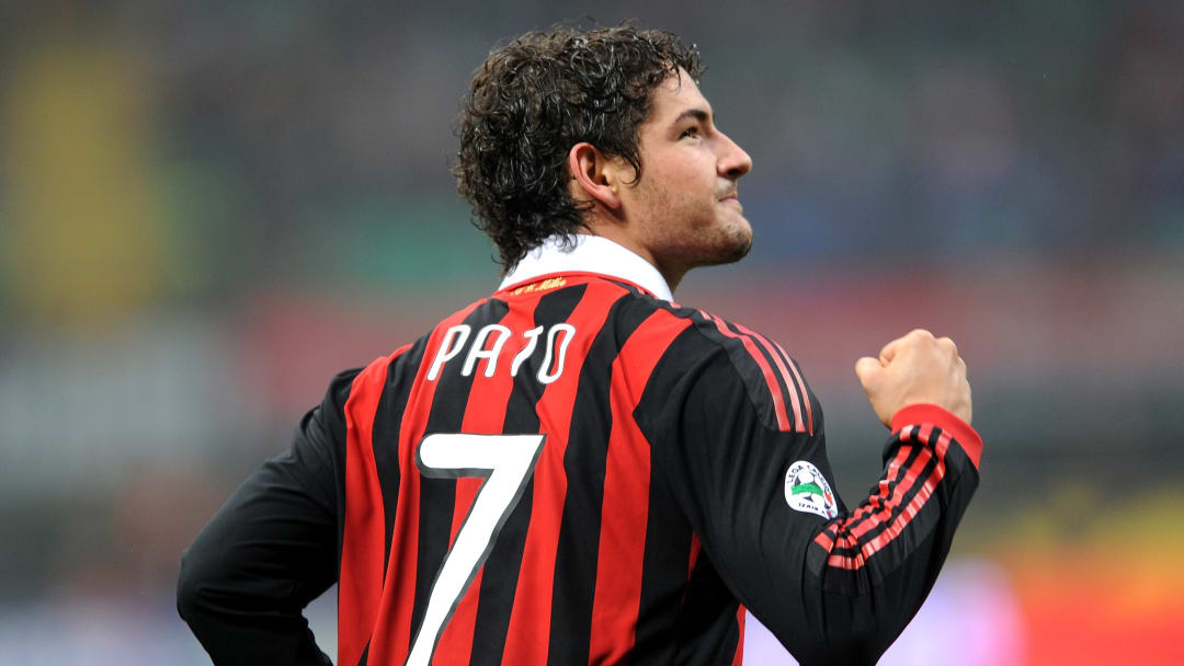 Alexandre Pato was ruined by injuries