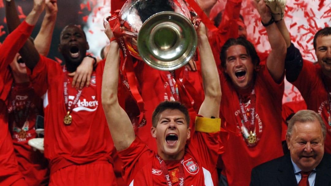 AC Milan v Liverpool - UEFA Champions League Final