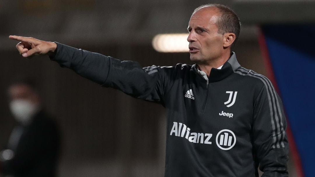 Allegri has returned to Juventus