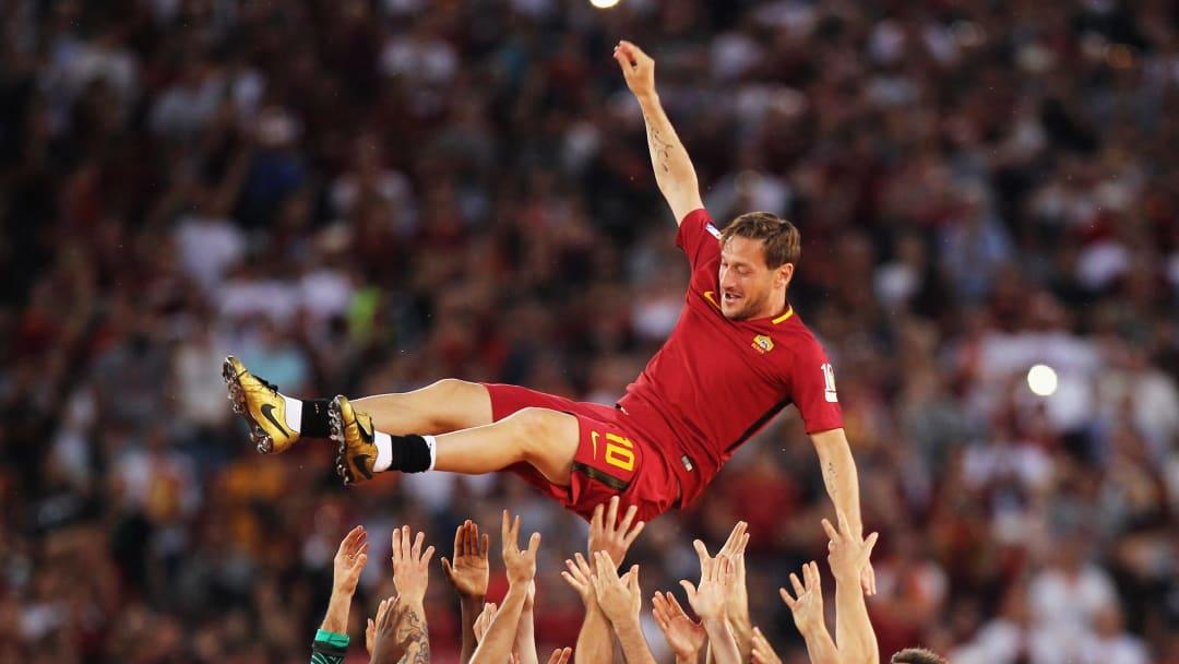 Totti is football loyalty