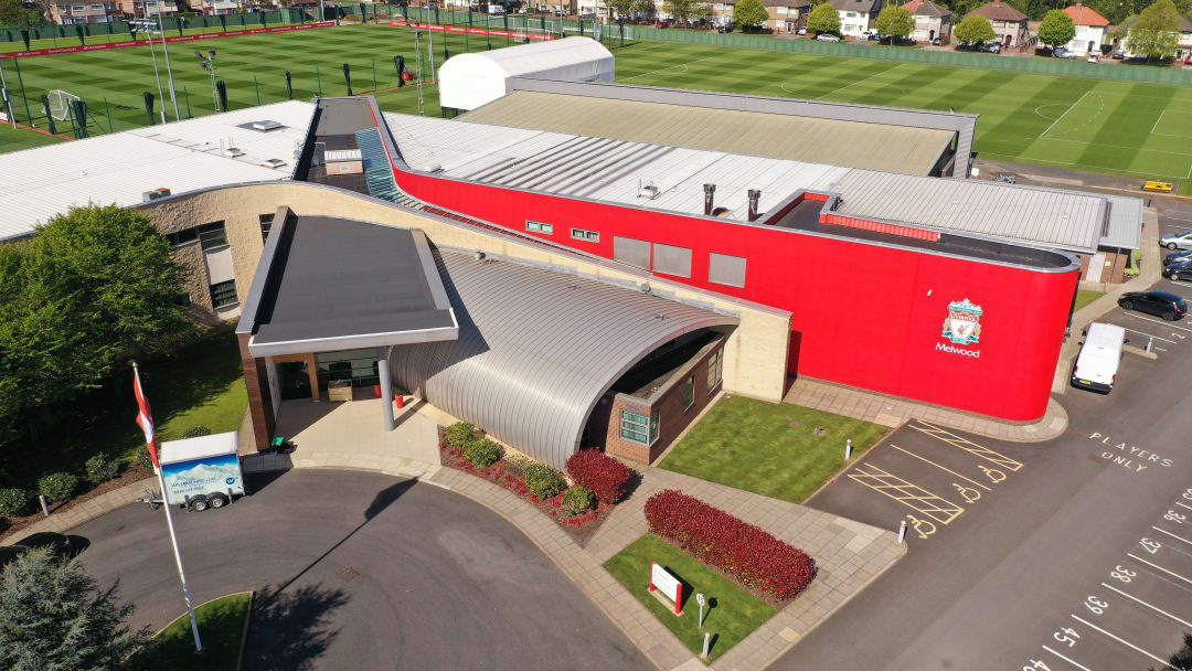 Melwood has been bought over by Carragher and Fowler