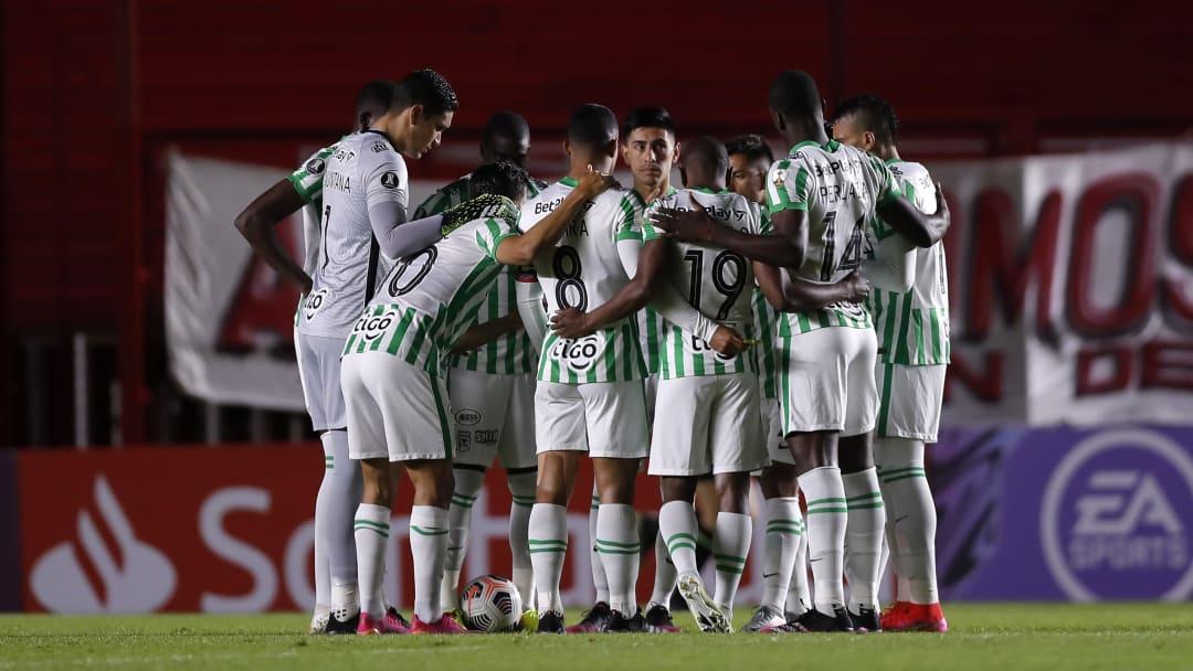 Argentinos Juniors v Atletico Nacional - Copa CONMEBOL Libertadores 2021