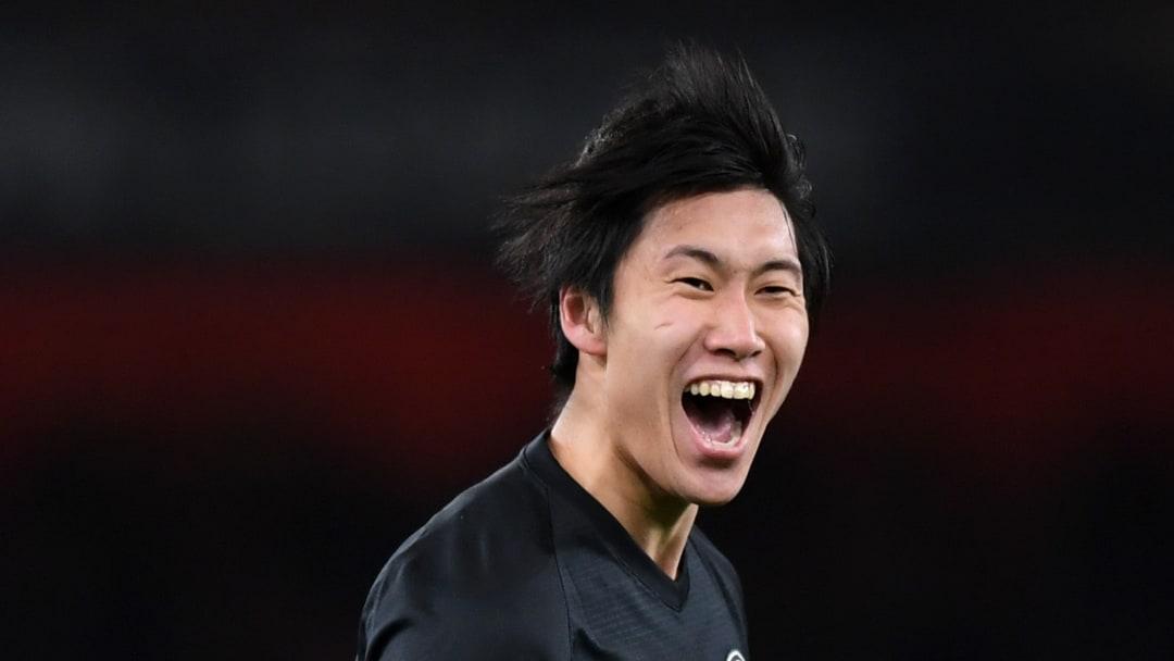 Daichi Kamada bleibt der Eintracht wohl erhalten