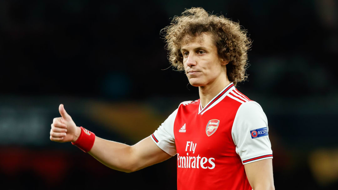 Arsenal may be able to get the best out of David Luiz with a three man defence