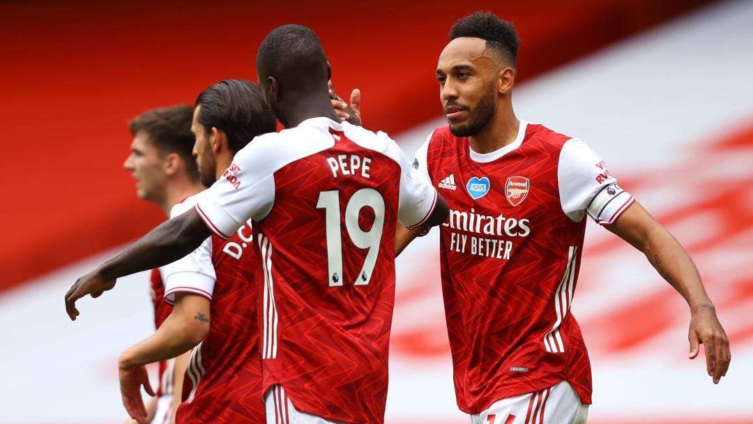 Arsenal have had an underwhelming season