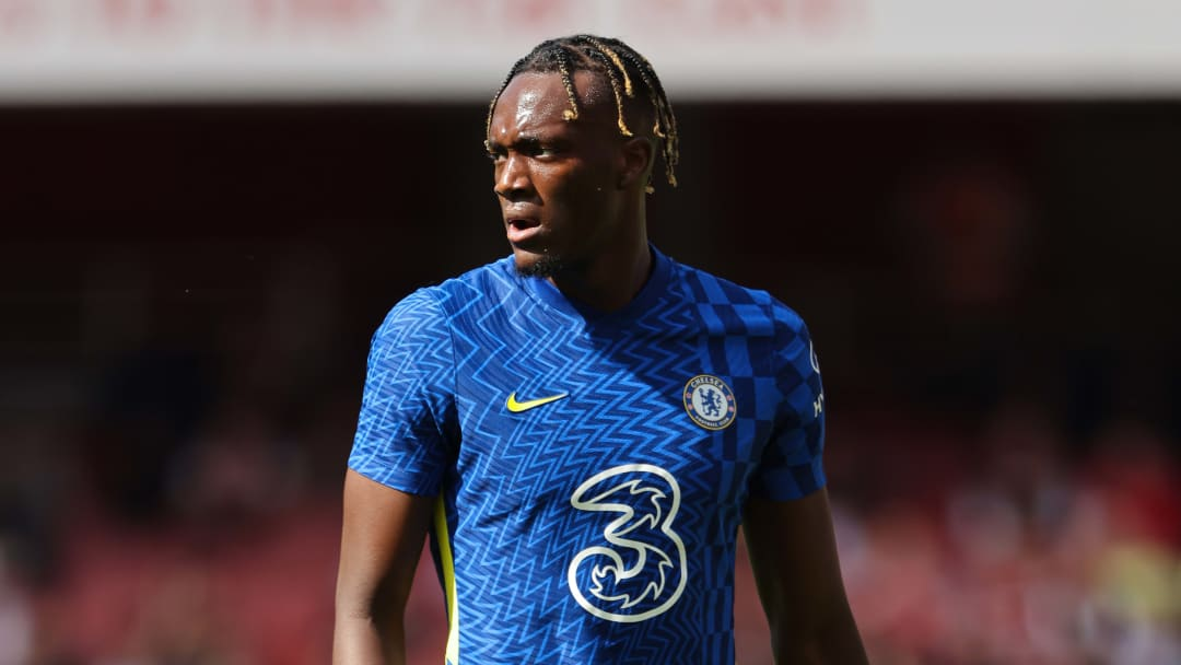 Tammy Abraham could be a pawn in Chelsea's move for Romelu Lukaku