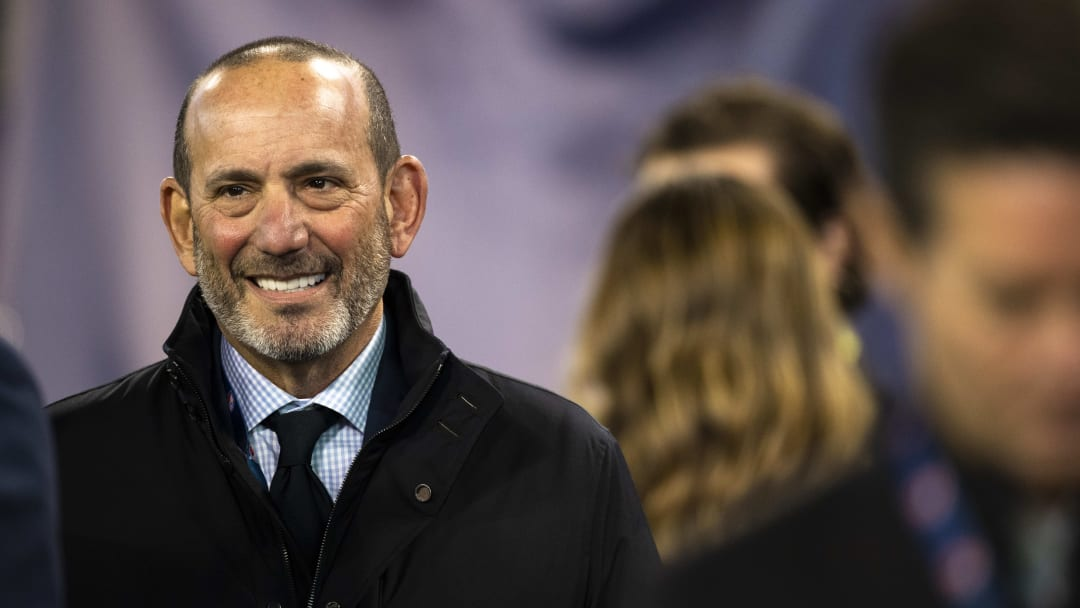 MLS commissioner Don Garber says changes to Leagues Cup is an opportunity for all