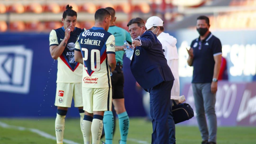 El Piojo Herrera asume responsabilidad por el empate