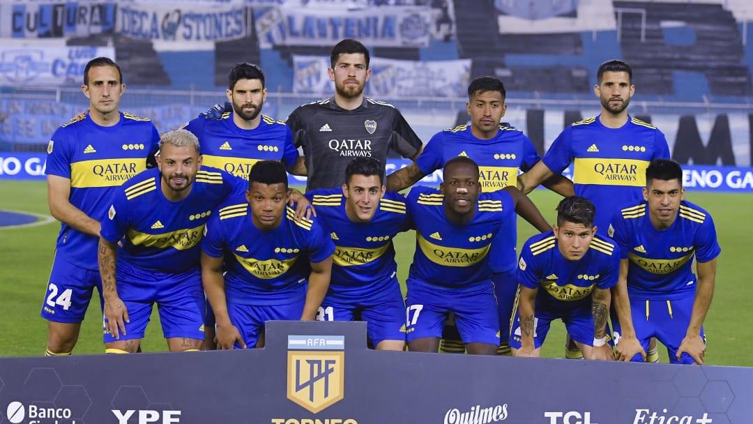 Boca Juniors y la última prueba antes del Superclásico.