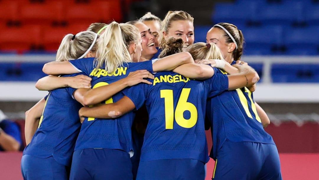 Gol de Suecia