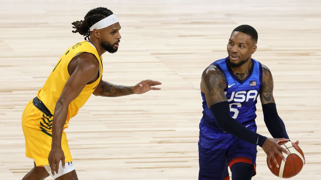 The United States has one more exhibition game.