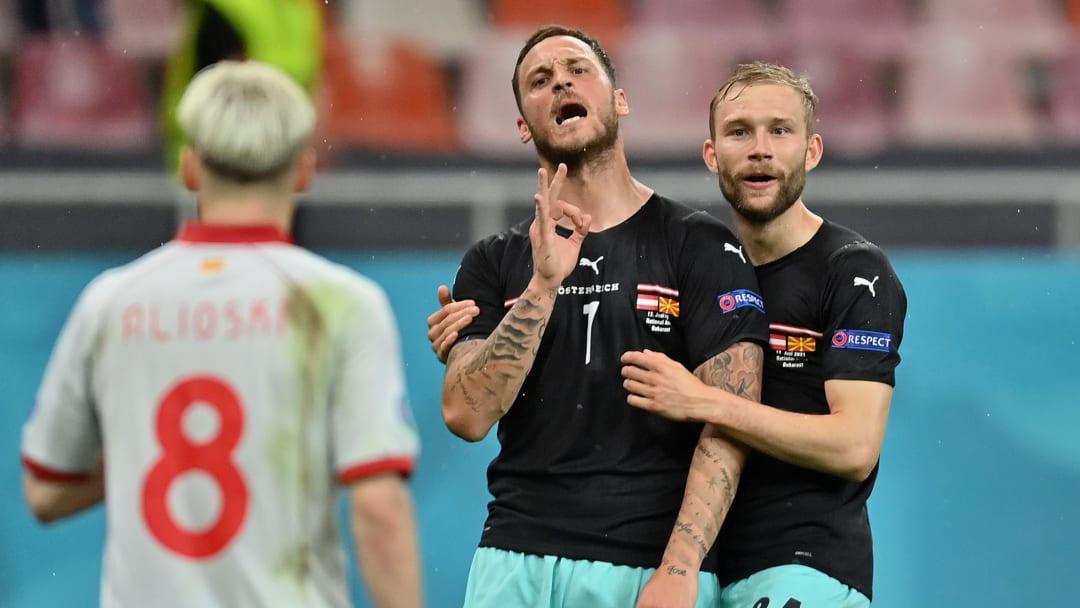 Marko Arnautovic (mi.) entschuldigt sich für seinen Ausfall
