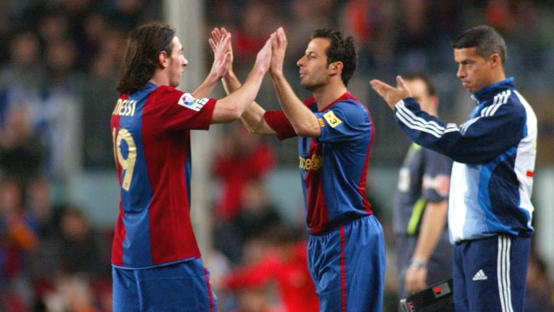 Ludovic Giuly n'est pas surpris par la carrière de Leo Messi