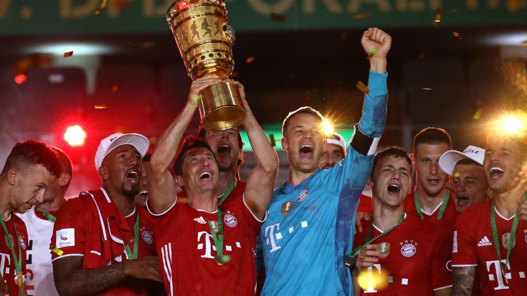 Bayern de Munique é o time alemão com mais títulos consecutivos