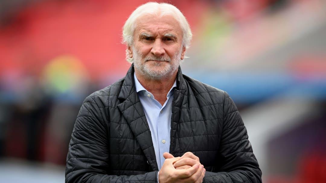 Völler geht bald in seine letzte Saison mit der Werkself