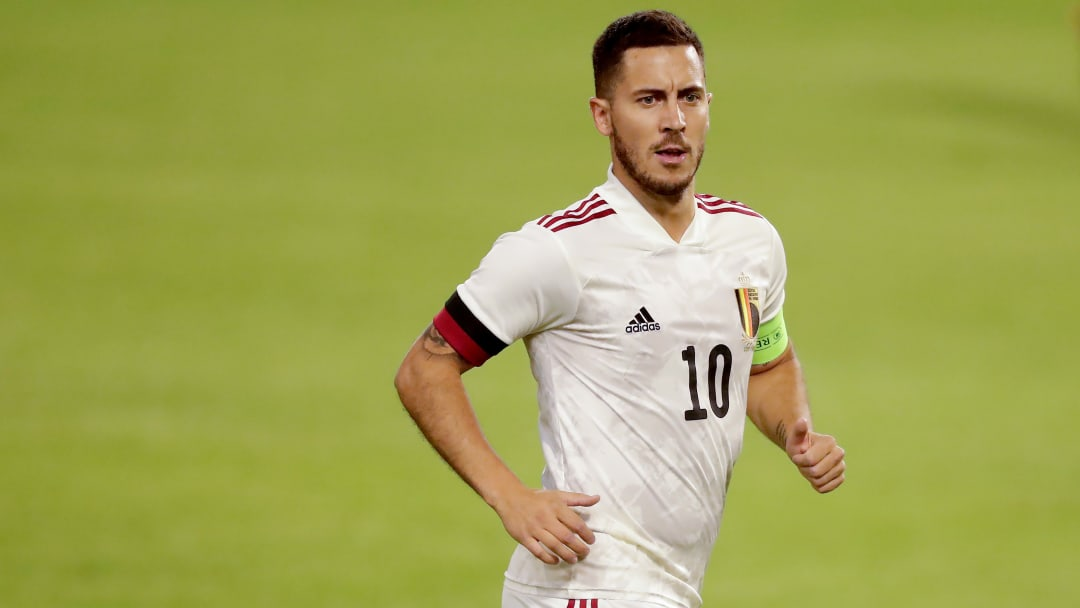 Eden Hazard envisage de prendre sa retraite internationale.