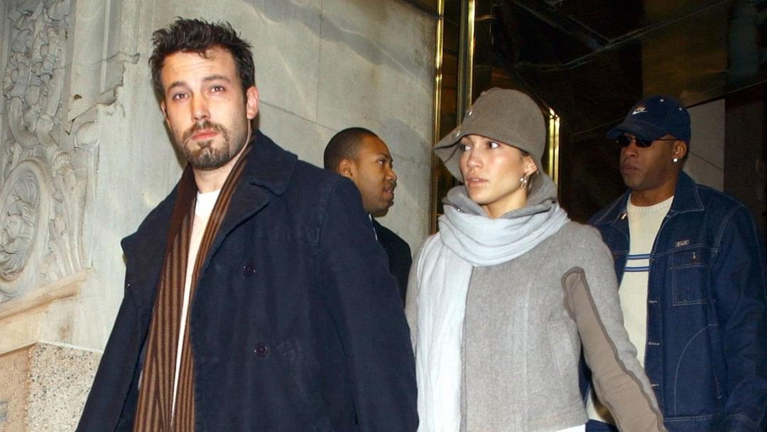 Ben Affleck y Jennifer López se están dando una segunda oportunidad