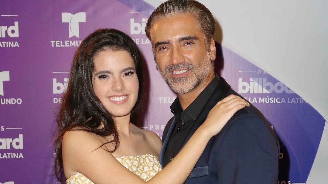 Alejandro Fernandez, Camila Fernandez