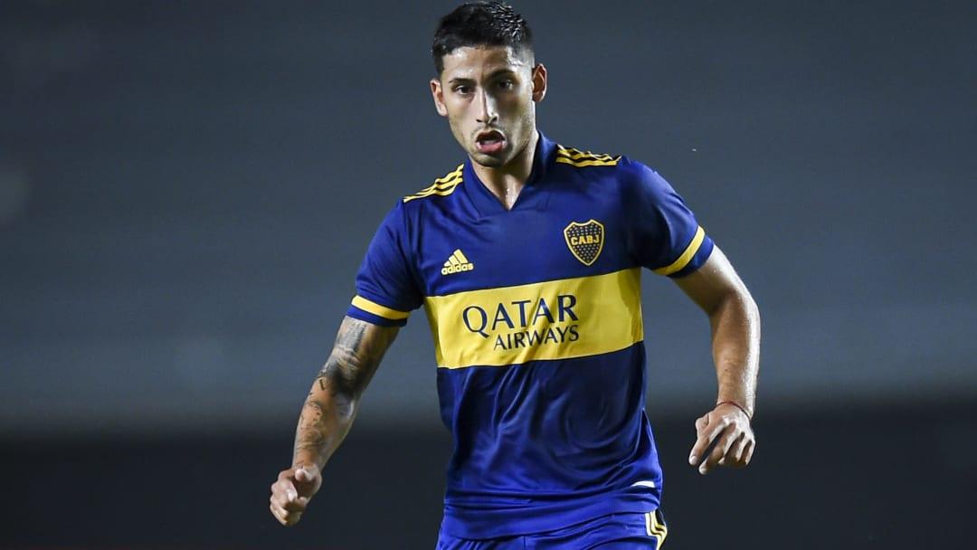 Alan Varela en Boca Juniors