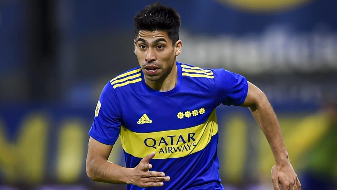 Juan Ramirez en Boca Juniors