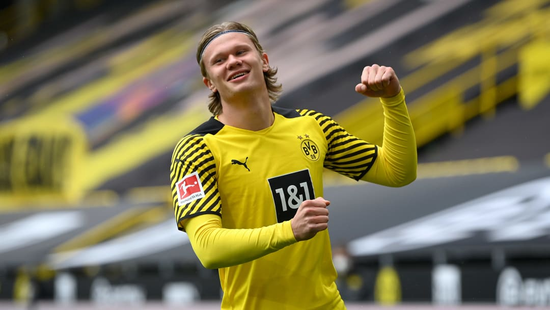 Erling Haaland could be on his way to Chelsea this summer
