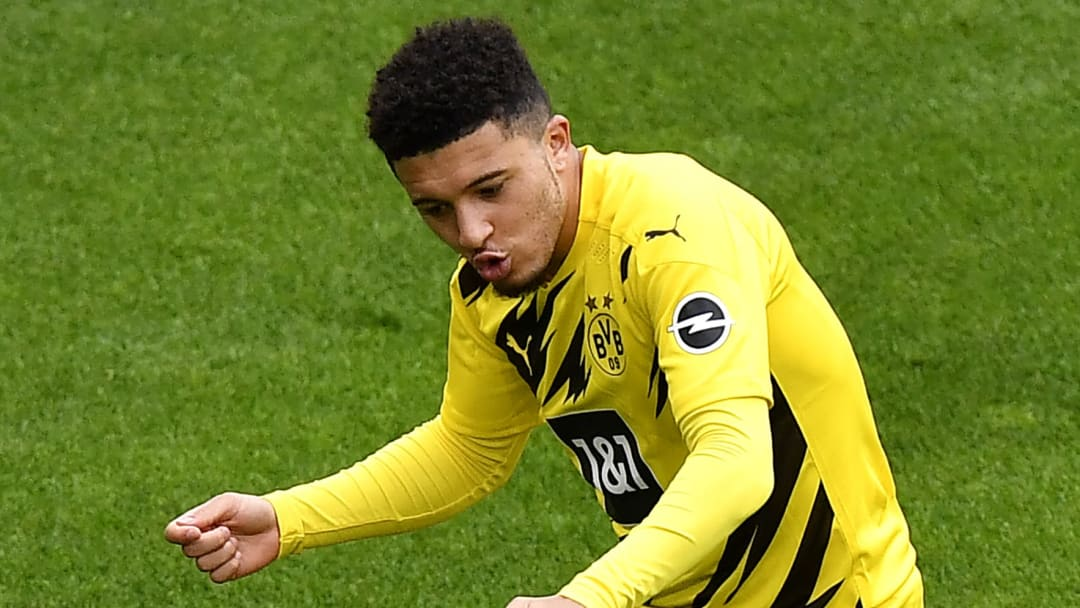 Sancho is officially a Man Utd player