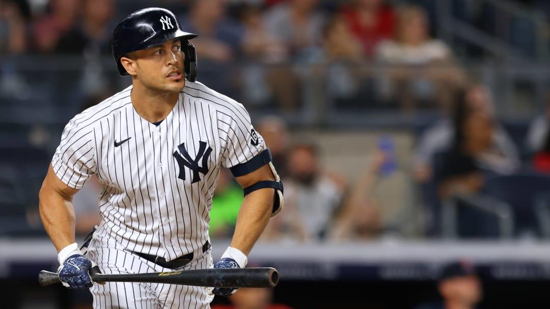 Los Yankees esperan ver a Giancarlo Stanton en los jardines esta semana
