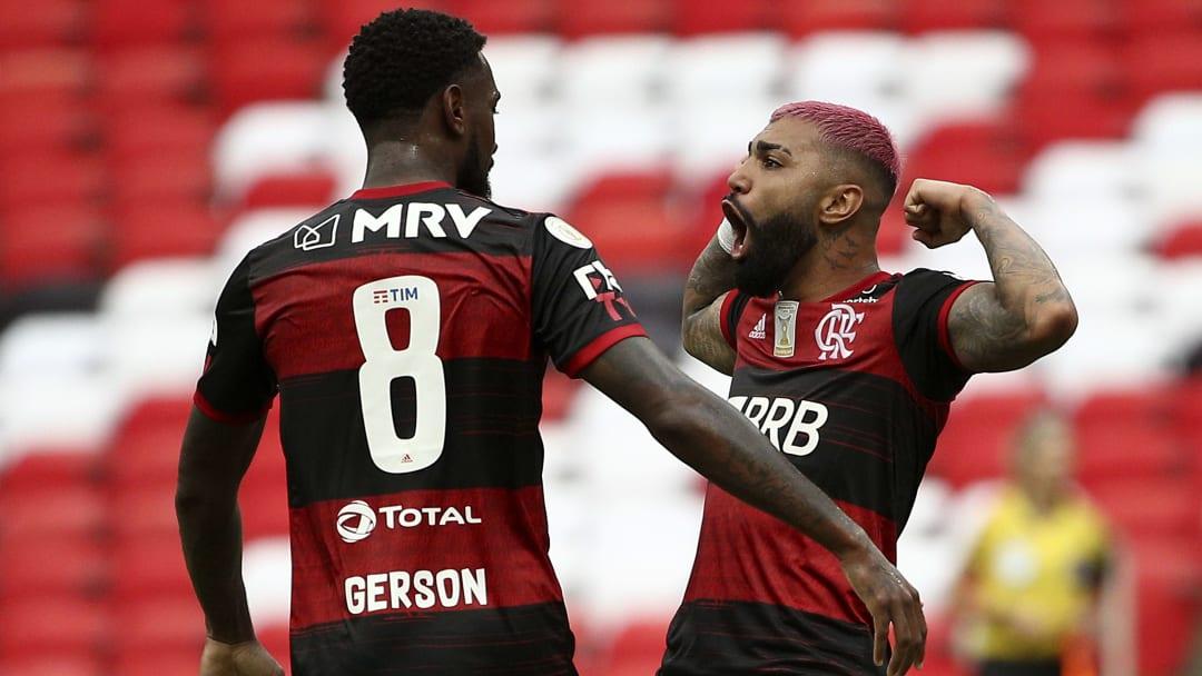 Gabigol e Gerson foram e voltaram da Europa antes de brilharem no Flamengo.