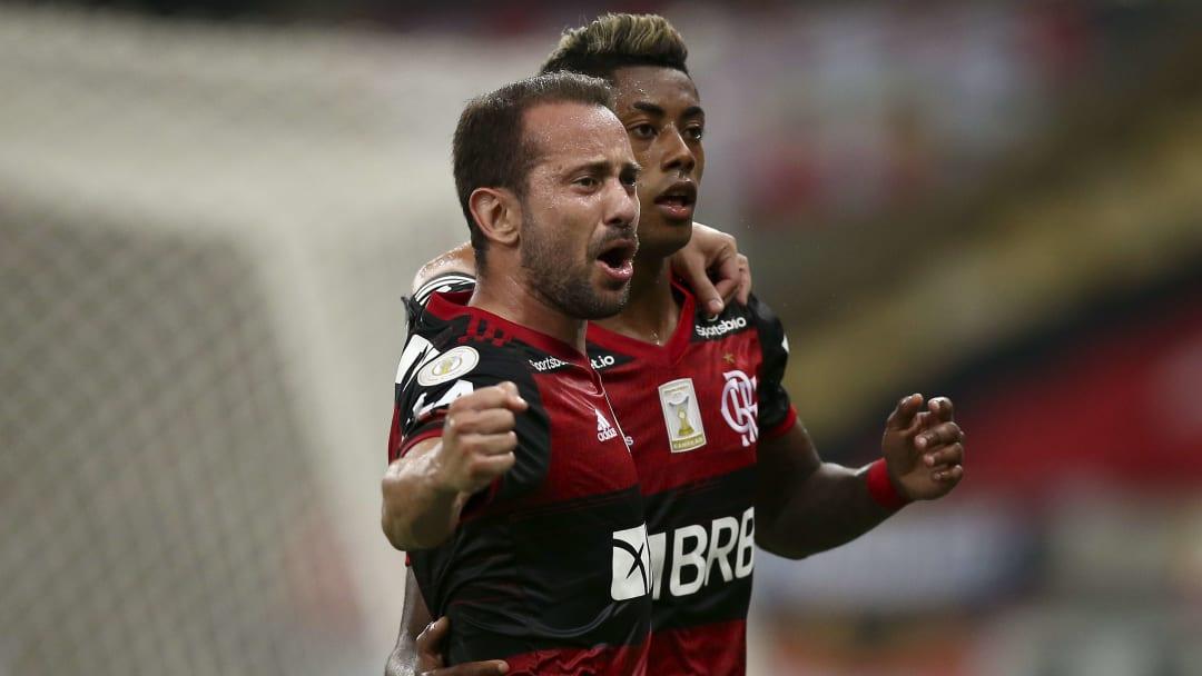 """Com destaques do Flamengo e muito mais, veja o """"XI ideal"""" da 14ª rodada do Brasileirão."""