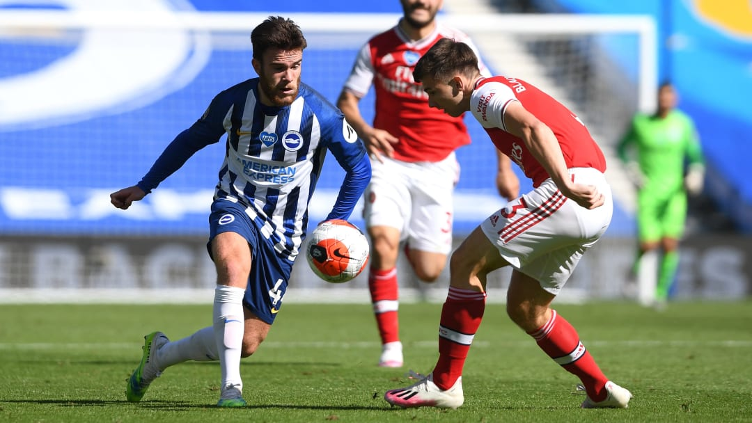 Brighton have a great record against Arsenal