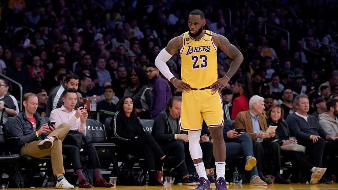 James podría romper varios registros históricos de la NBA en el corto plazo