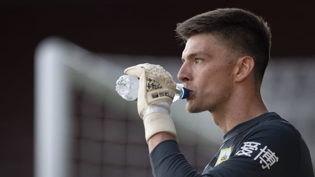Nick Pope - Soccer Player
