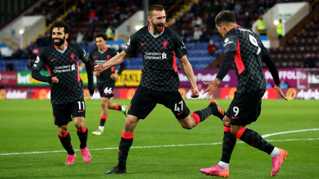 Liverpool est maître de son destin.
